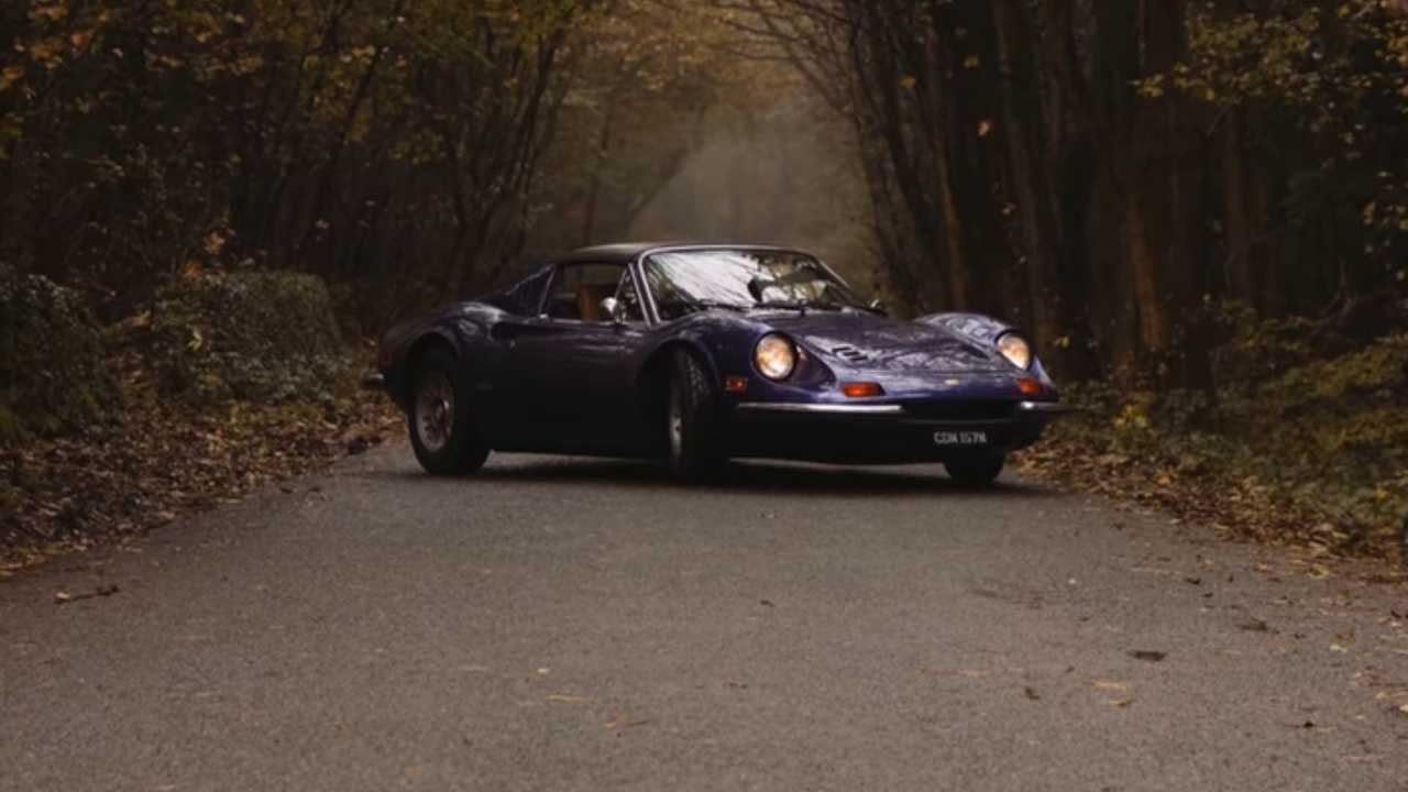 Watch An Owner Really Drive Her Ferrari Dino 246 GTS