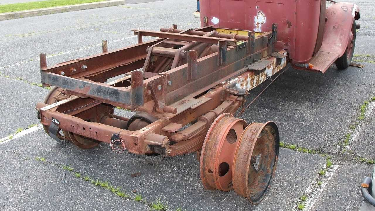 Ambitious 1935 Chevrolet Dump Truck Project Could Have Huge Payoff