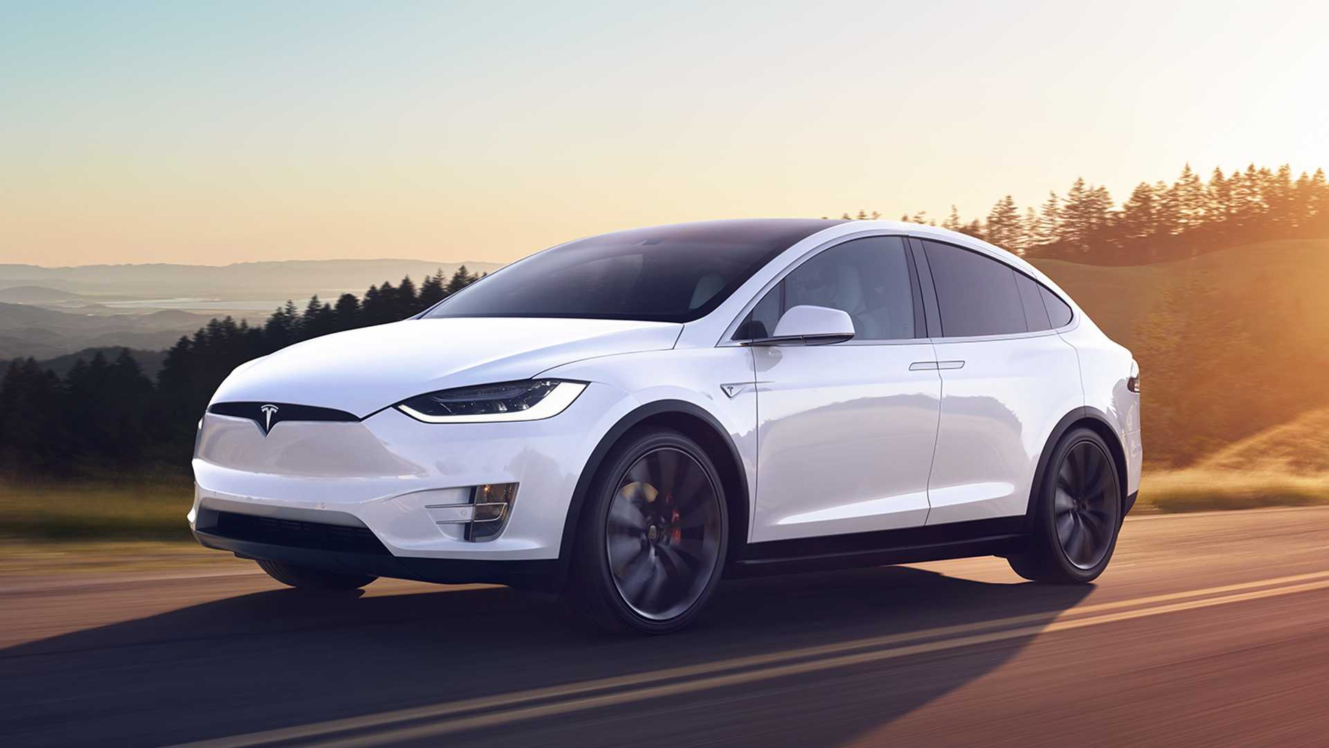 Enter To Win A Tesla Model X With $20,000 In The Trunk
