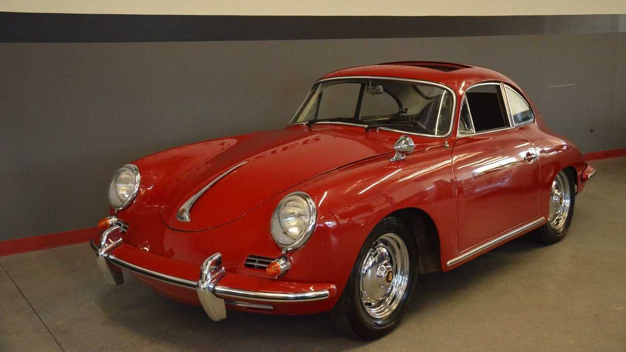 Grab This Original 1961 Porsche 356B