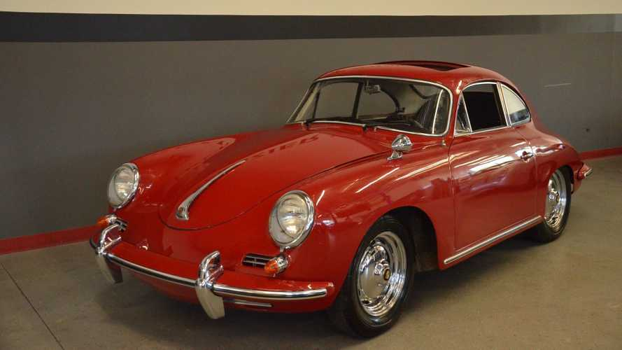 Grab This Original 1961 Porsche 356B
