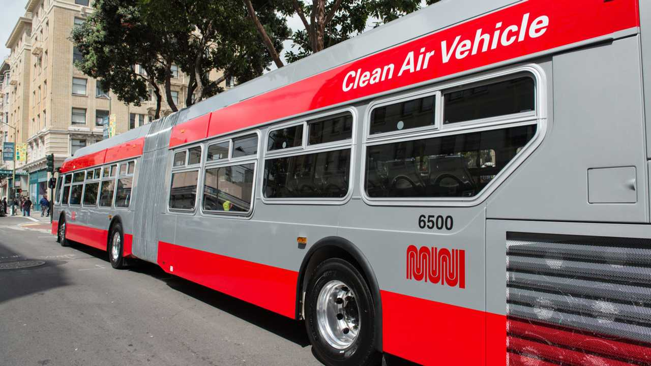 ChargePoint and the San Francisco Municipal Transportation Agency Partner to Bring the First Electric Buses to the City Beginning in 2020
