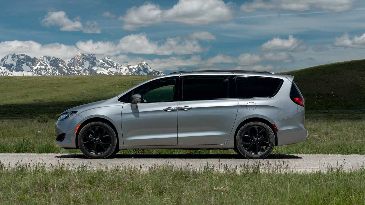 Best Minivan 2020.2020 Chrysler Pacifica Red S Edition Is A Colorful Minivan