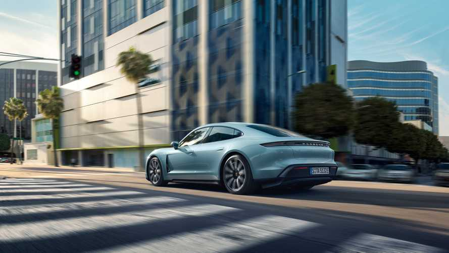 Porsche Taycan 4S Revealed: Offers Two Battery Sizes