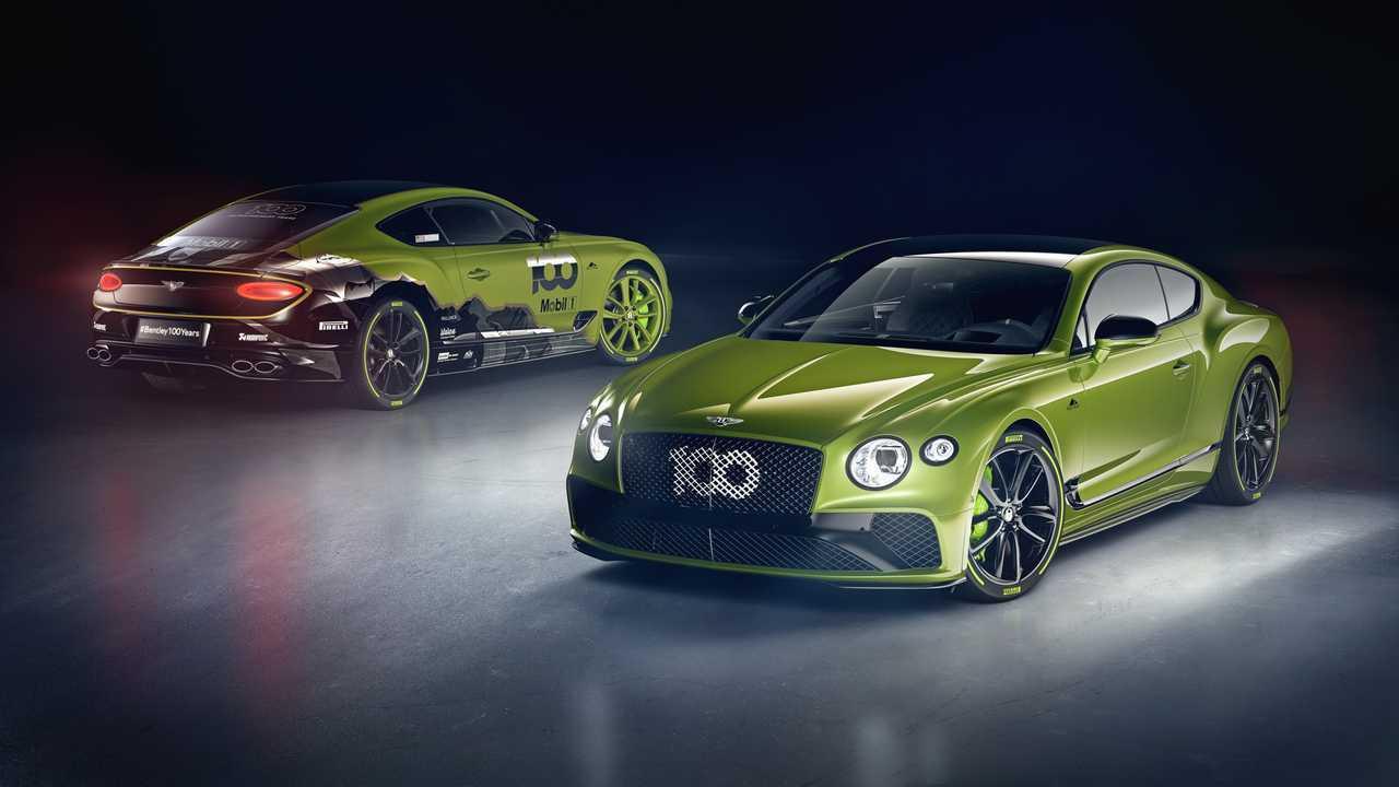 Bentley Continental GT edición limitada Pikes Peak