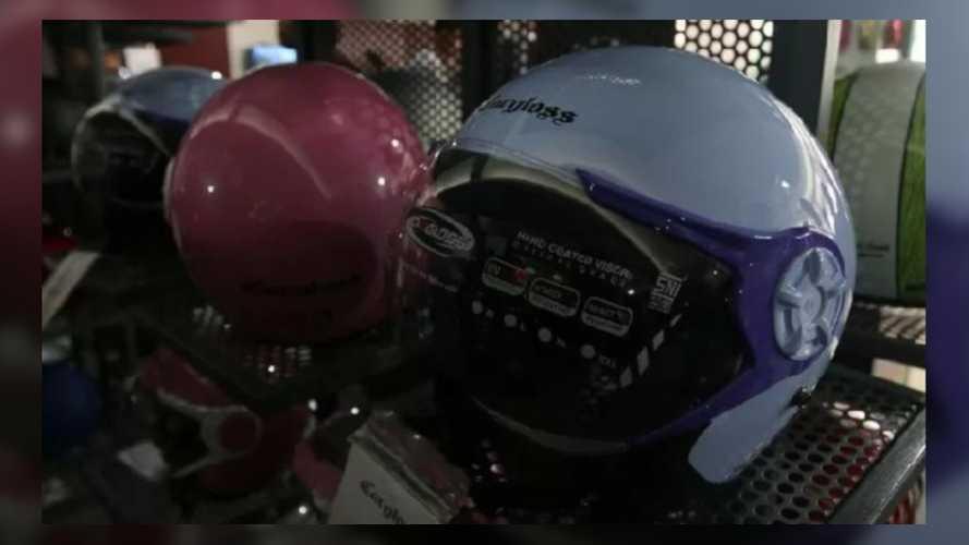 Indonesian Helmet Company Launches New Hijab-Friendly Helmet