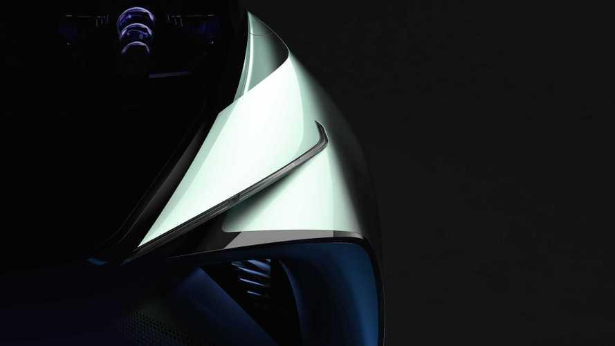Lexus, yeni elektrikli konseptinin çok kısa bir teaser'ını paylaştı