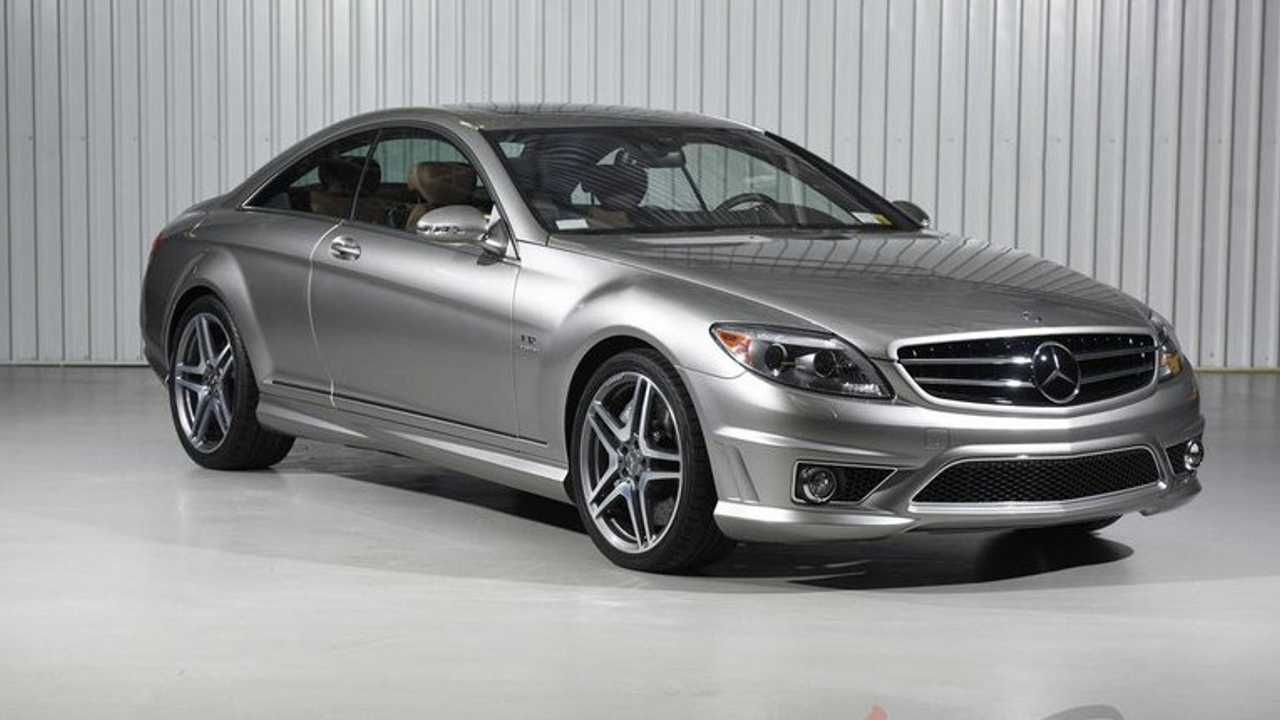 2008 Mercedes-Benz CL65 AMG - $299,995