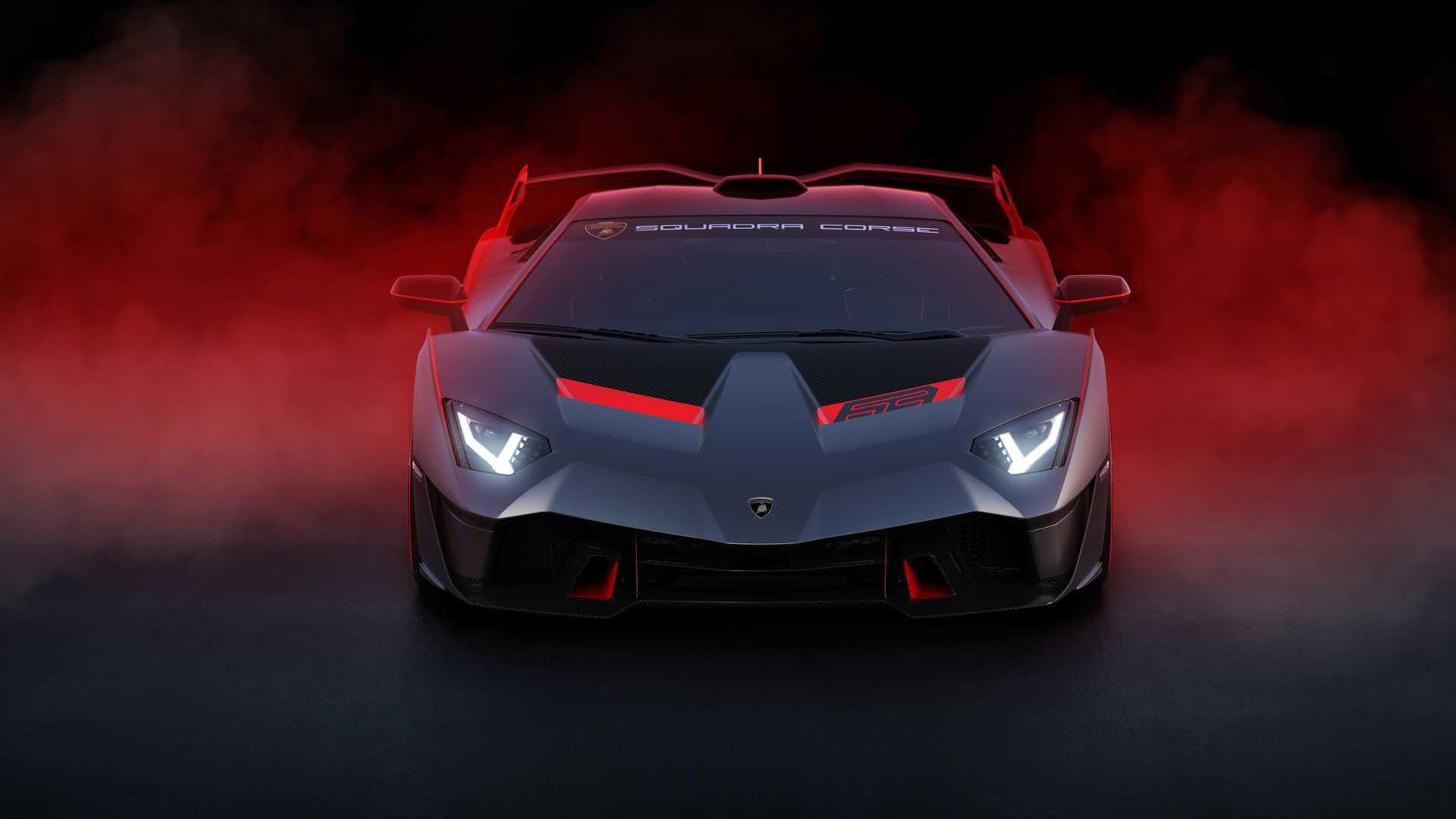Lamborghini Sc18 Is A One Off Devil Child Of The Aventador