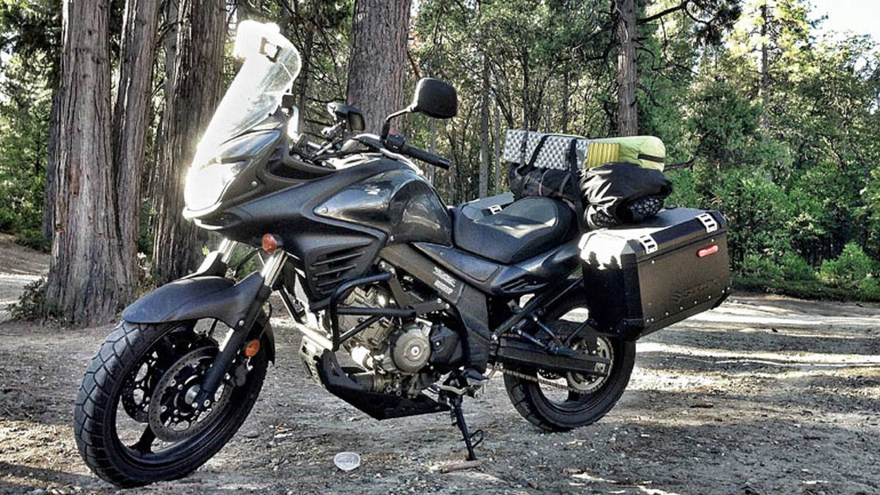 Gear: AltRider Crash Bars and Skid Plate
