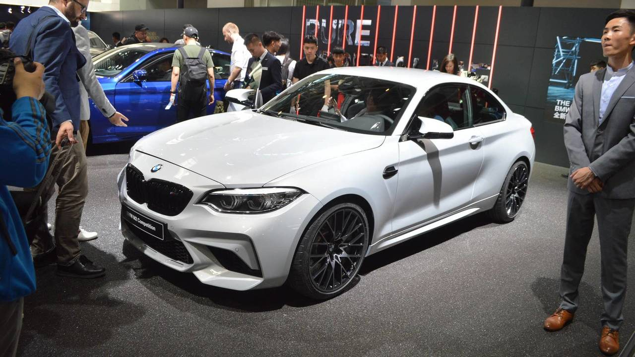 Most Expensive Bmw M2 Competition Costs 67 120
