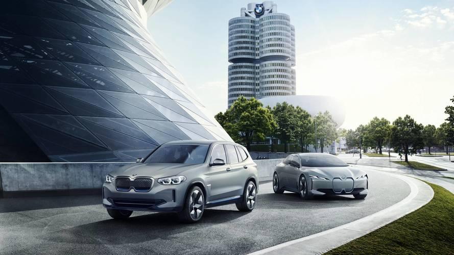 BMW: visszafogottabb megjelenéssel jönnek a következő elektromos modellek