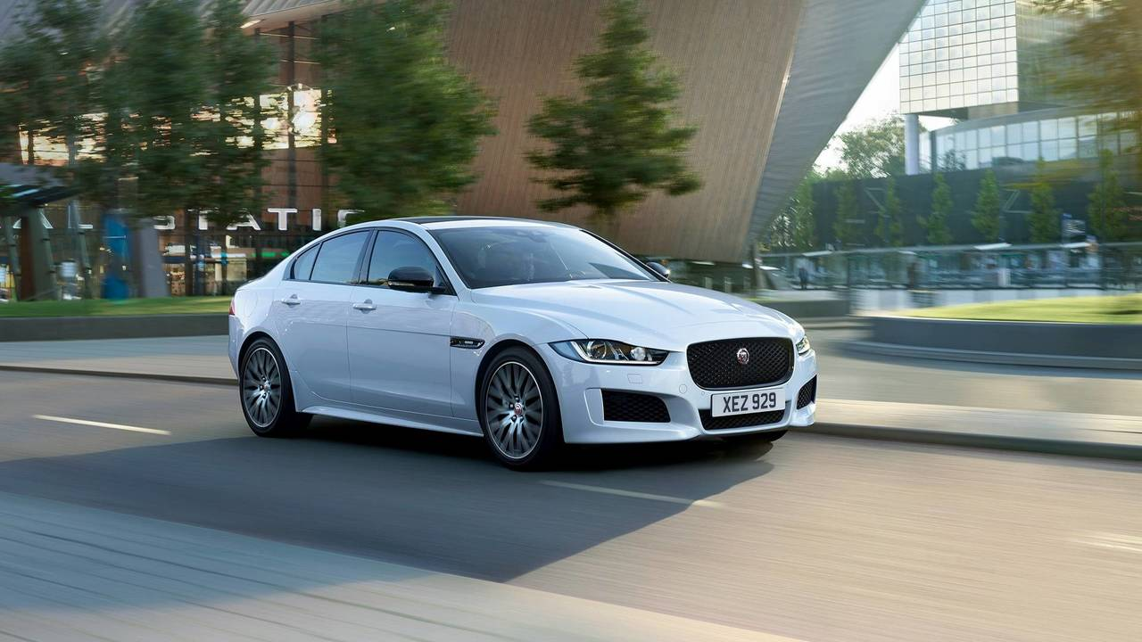 2019 Jaguar XE Landmark Edition