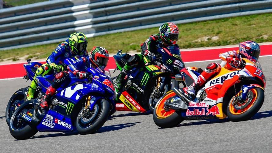 Incontestable triunfo de Márquez en el GP de las Américas de MotoGP