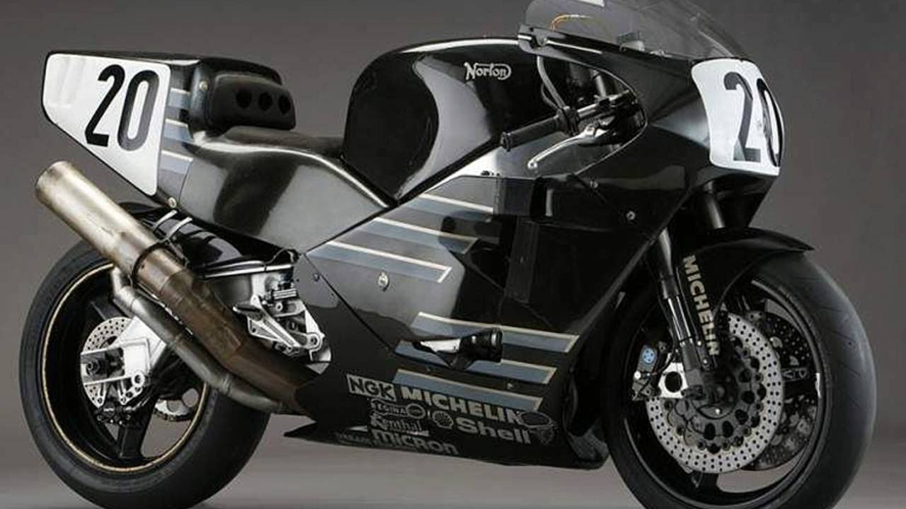 The Tiny 5 Cylinder 1000cc Duke Axial Motorcycle Engine Motorcycles