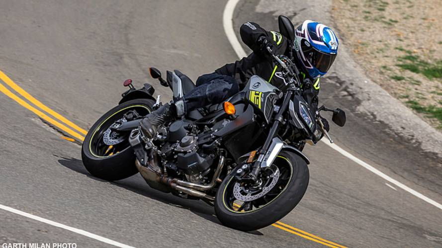 Triple Your Fun With the 2017 Yamaha FZ-09