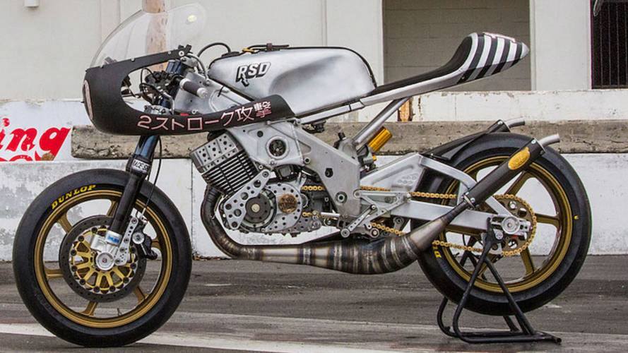 "Bike of the Week: Roland Sands ""Two Stroke Attack"""