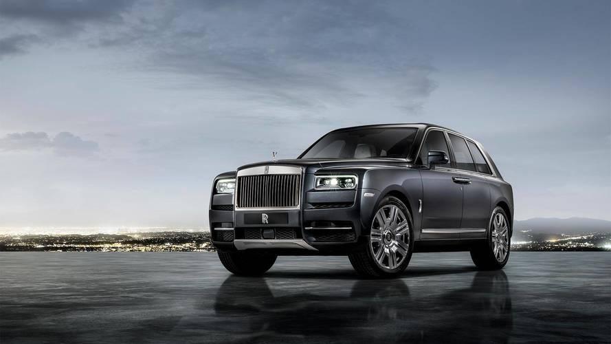 Rolls-Royce, sürücüsüz modellere sıcak bakmıyor