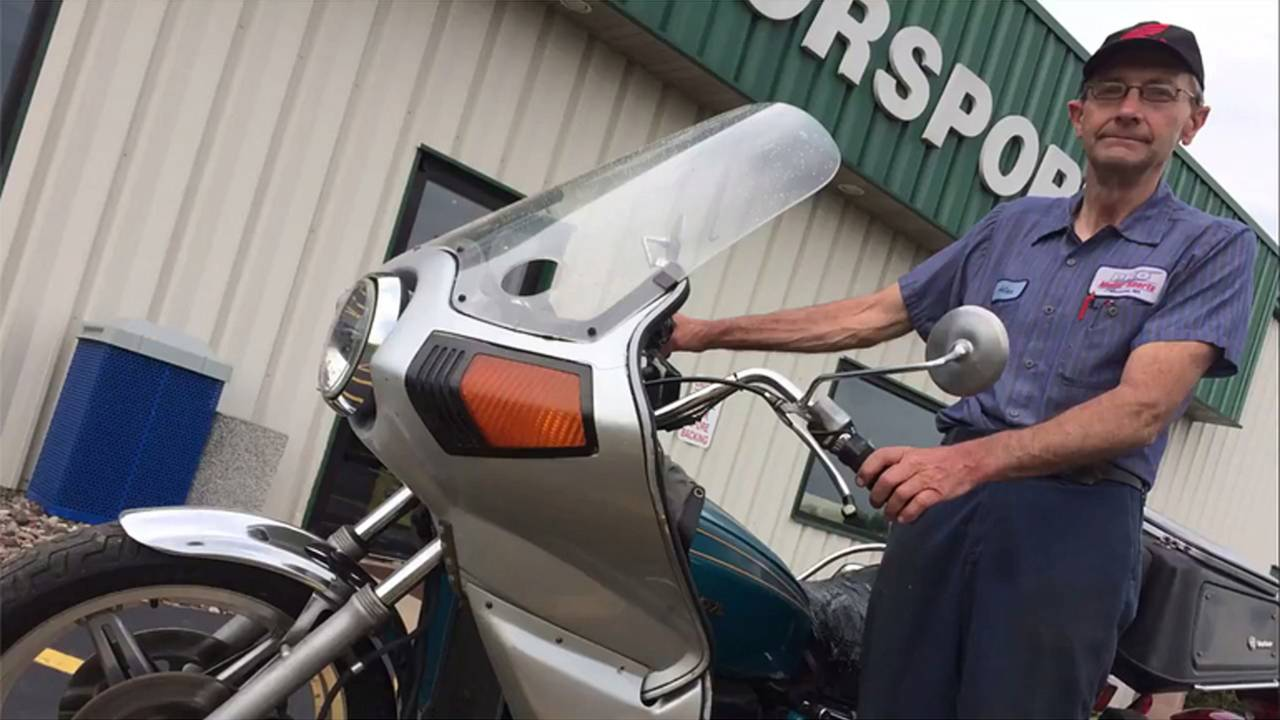 Gold Wing Owner Logs One Million Miles