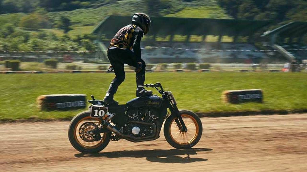 Indian Motorcycle Sponsors Biarritz Wheels and Waves
