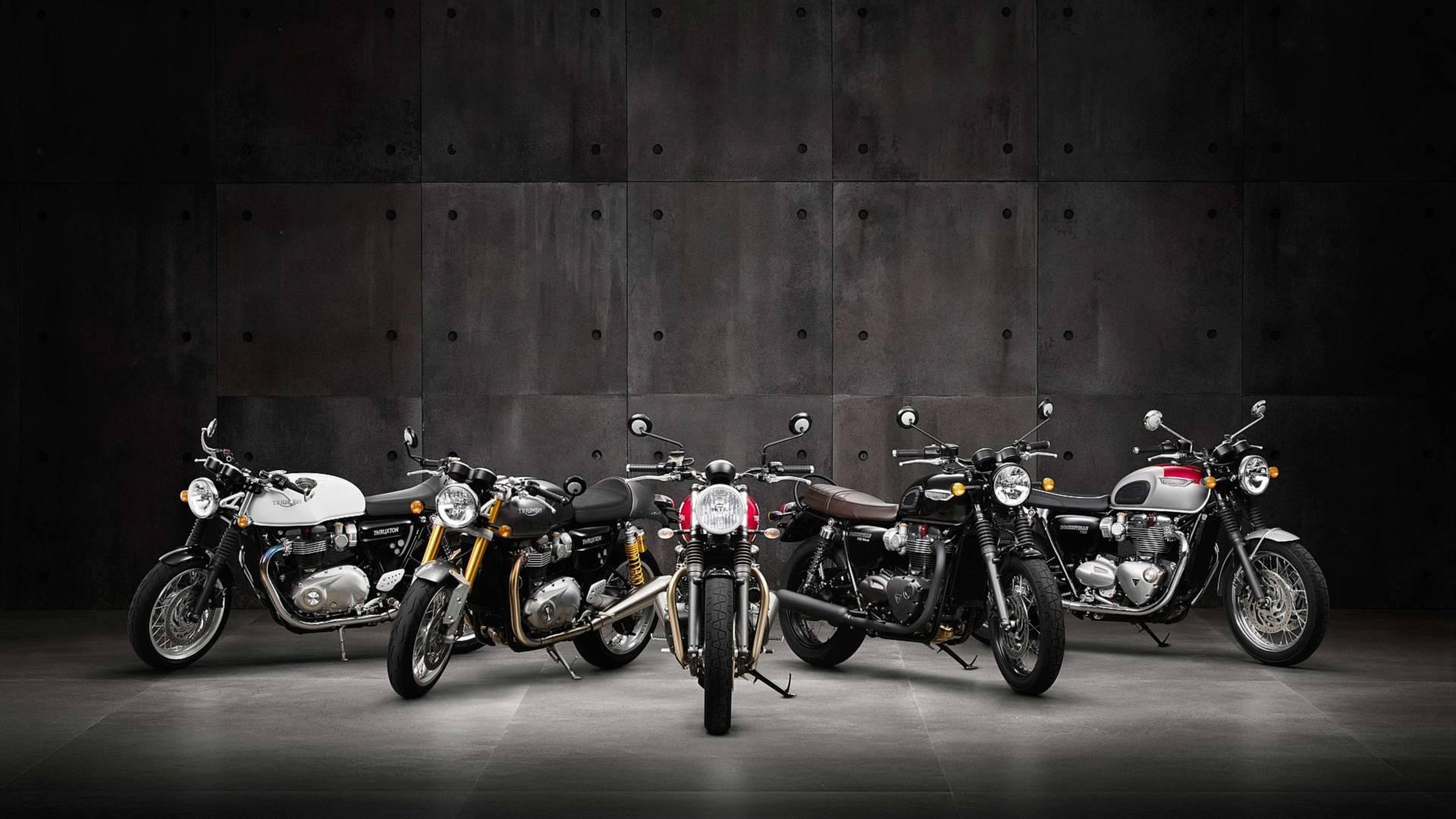 Triumph Announces Pricing For 2016 Street Twin And T120 Bonnevilles