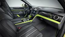 Bentley Bentayga for Pikes Peak
