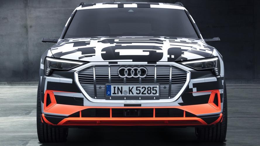 Szeptembertől 17-től rendelhető az Audi E-Tron