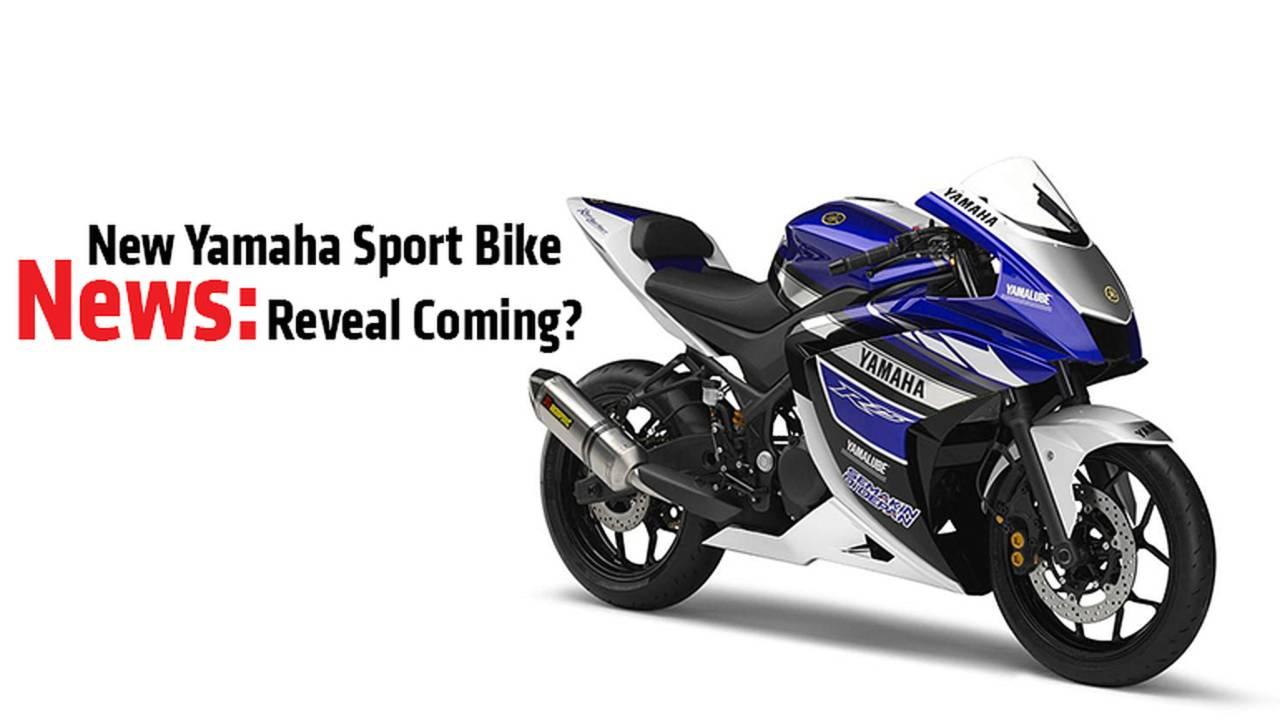 New Yamaha Sport Bike Reveal Coming?