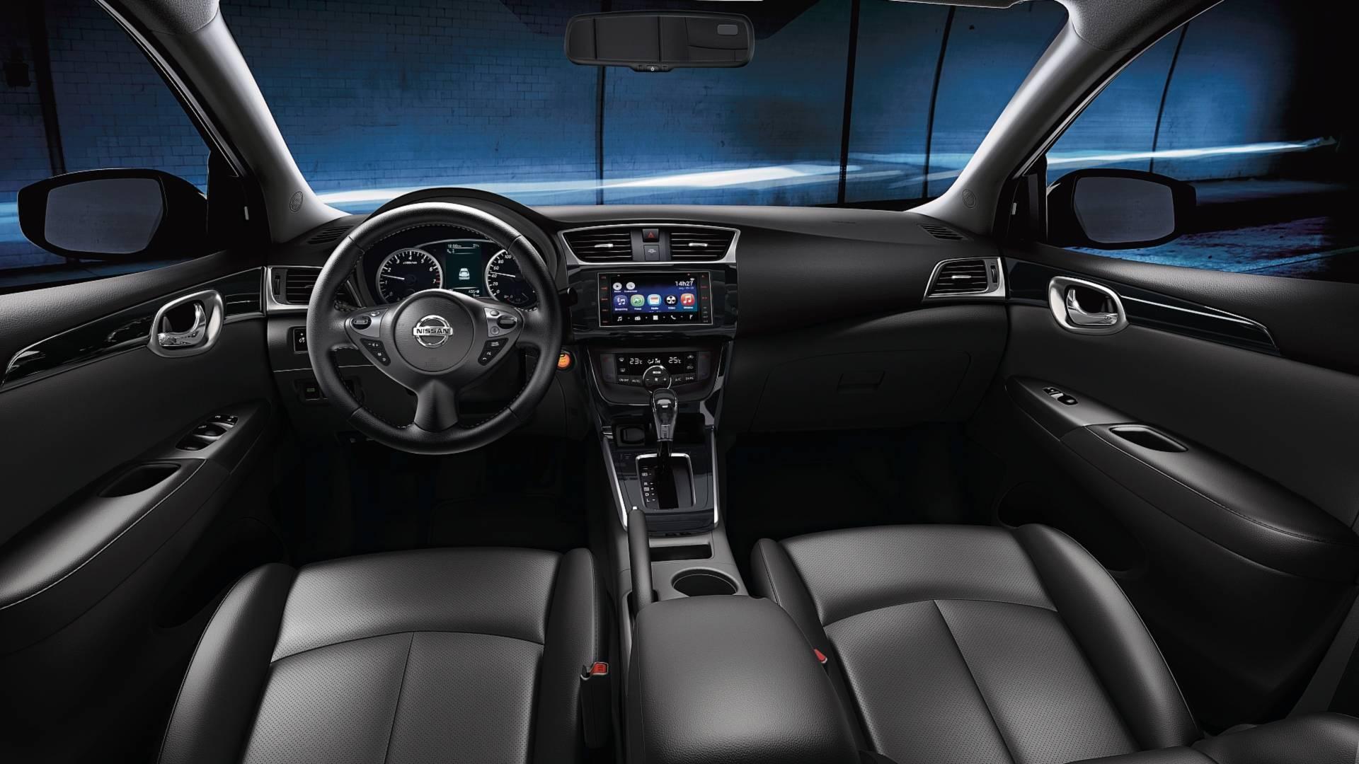 Nissan Sentra Ganha Novo Sistema Multimidia Na Linha 2019