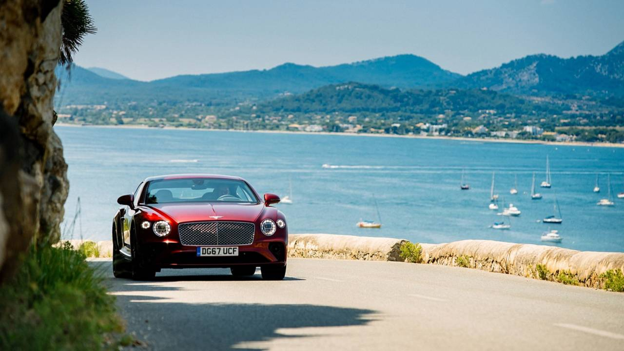 Bentley Summer Tour Costa Smeralda 1