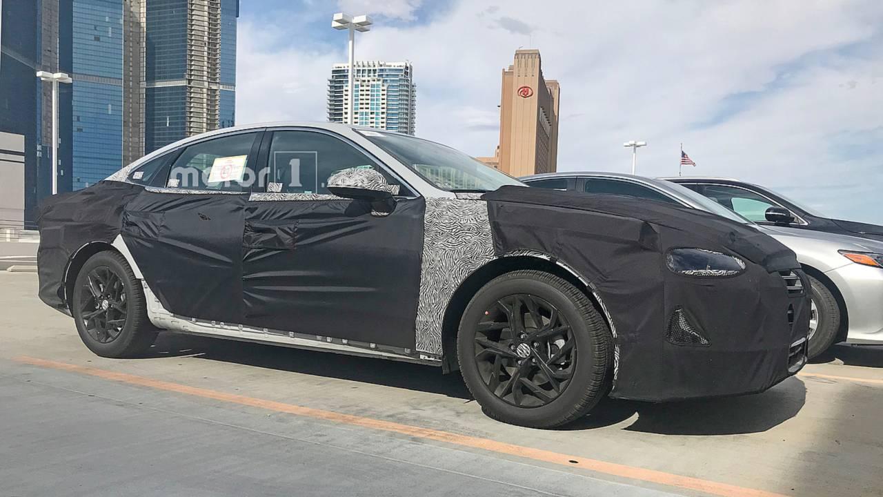 2020 Hyundai Sonata Spied With Major Design Changes