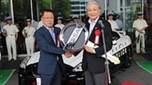 Nissan GT-R de Polícia