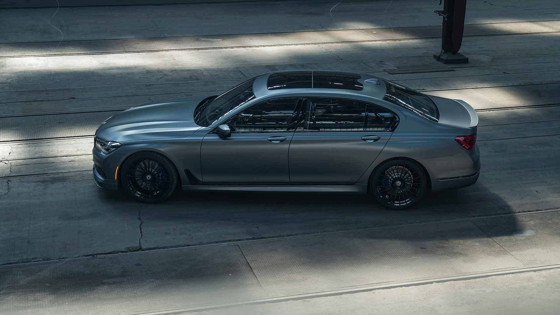 Stealthy Alpina B Is Only For Canada - Bmw b7 alpina price