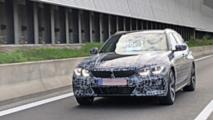 BMW Série 3 Sports Wagon - Flagra