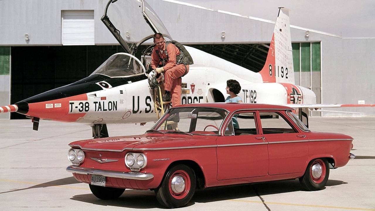 10. Chevrolet Corvair And Unsafe At Any Speed