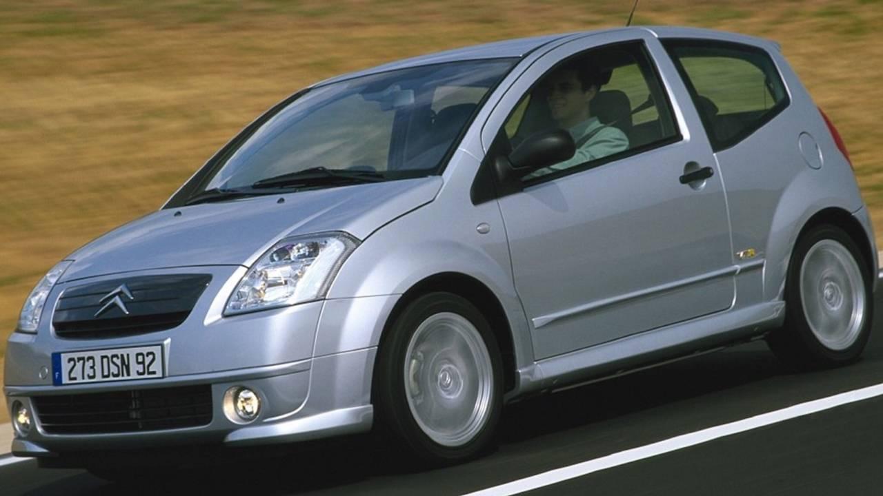 2004 - Citroën C2
