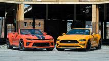 Chevy Camaro SS Vs. Ford Mustang GT: Gallery