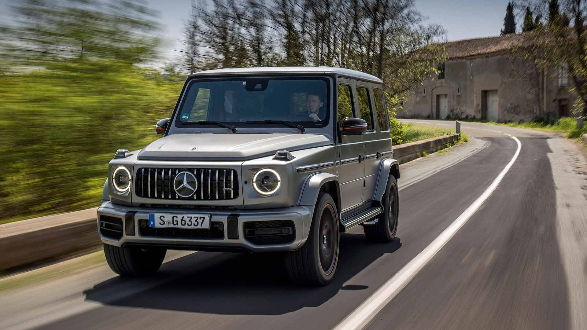 2019 Mercedes Amg G63 Is A Bit Cheaper Than S63