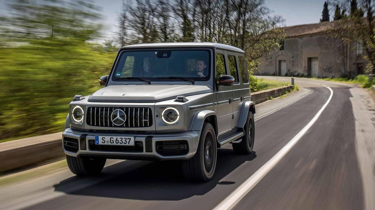 Novo Jipao Mercedes Amg G63 Chega Ao Brasil Por Ate R 1 179 900