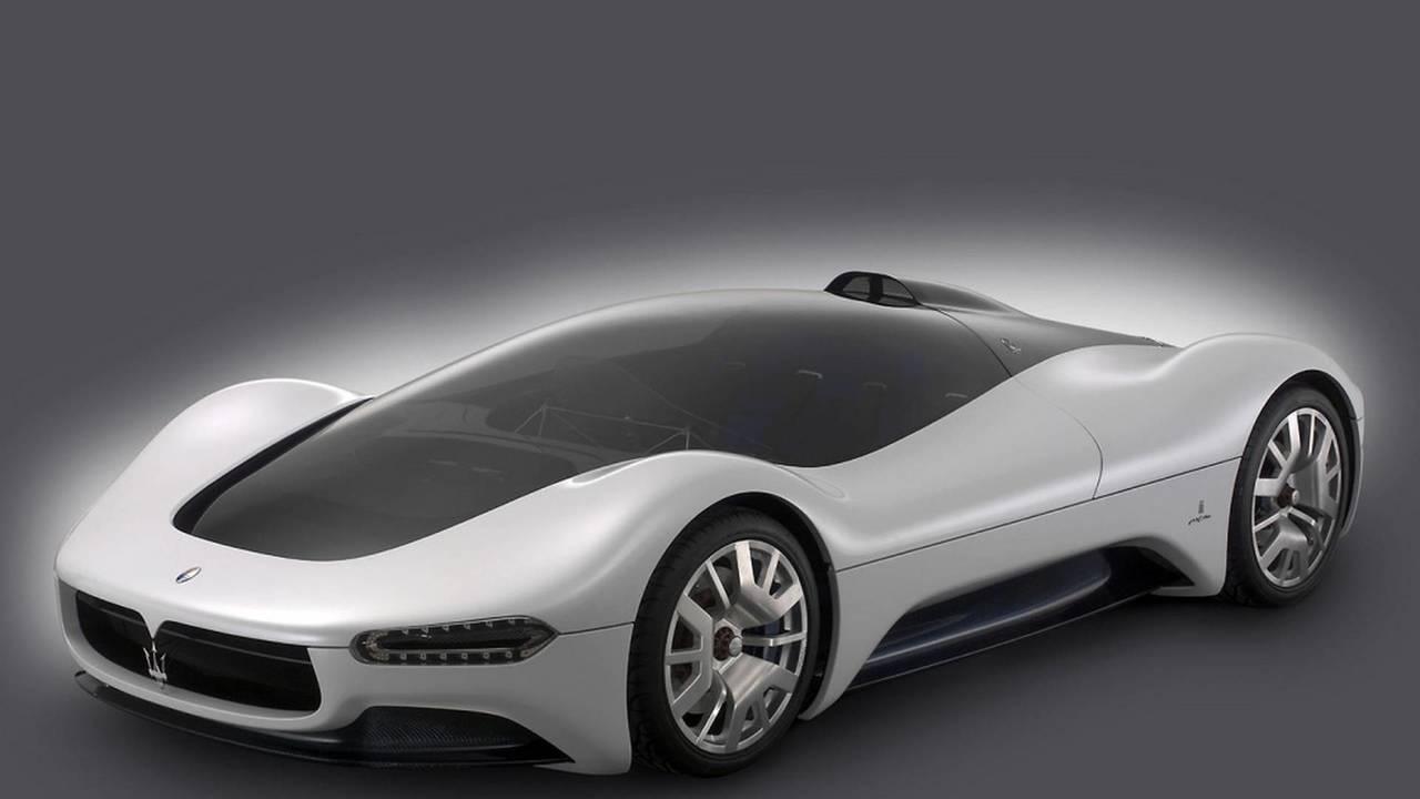 Maserati Birthcage Concept