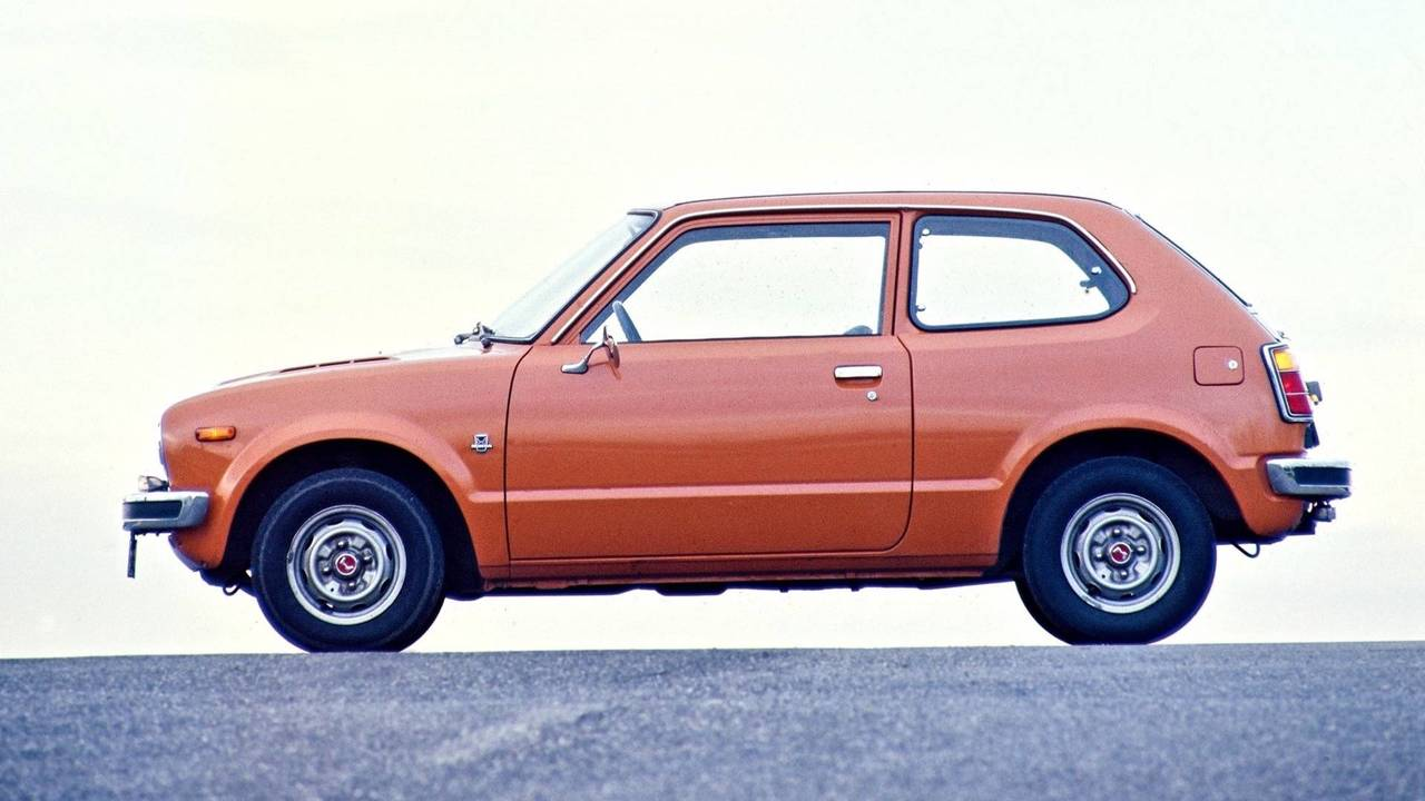 Honda Civic (1972 - 1979)