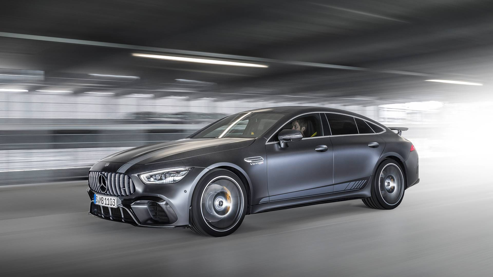 Mercedes Amg Gt 63 S Edition 1 Is Way More Expensive Than An S63