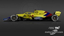 F1 Team Colômbia