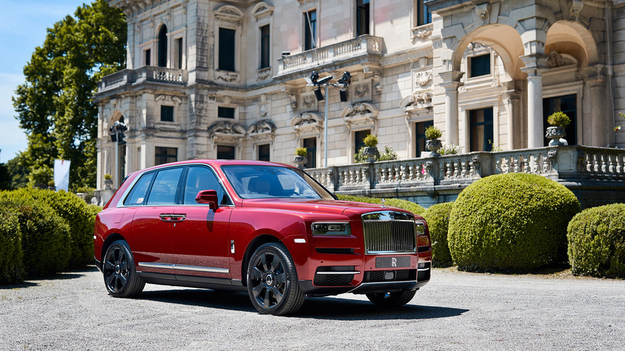 Gondot okoz a Rolls-Royce számára a Cullinan iránt mutatkozó kereslet mértéke