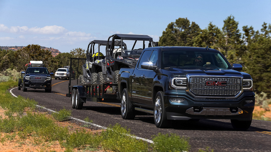 2018 GMC Sierra 1500 First Drive: Toy Hauler
