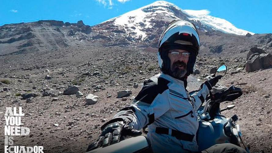 One-Day Elevation Record Set in Ecuador
