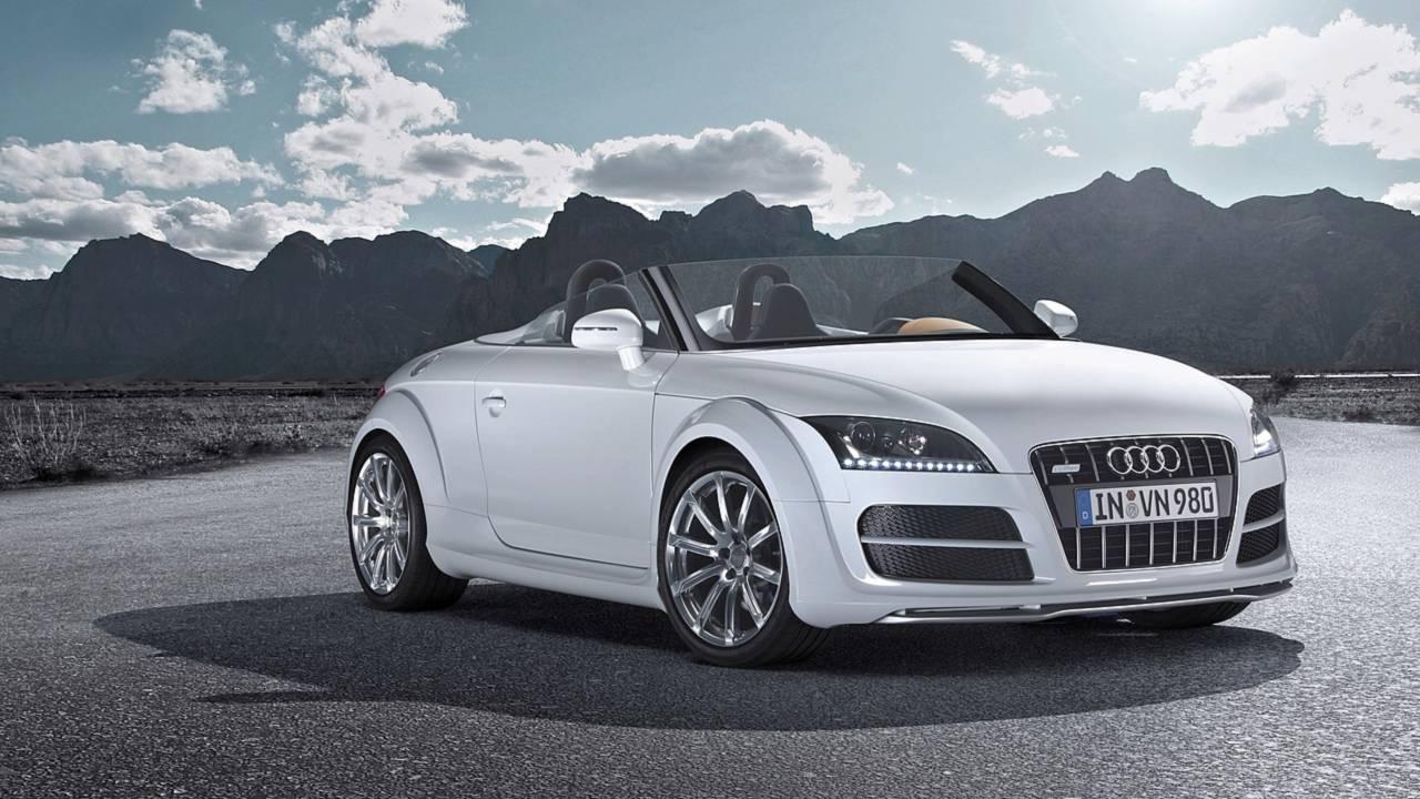 Audi TT Clubsport Quattro Konsepti