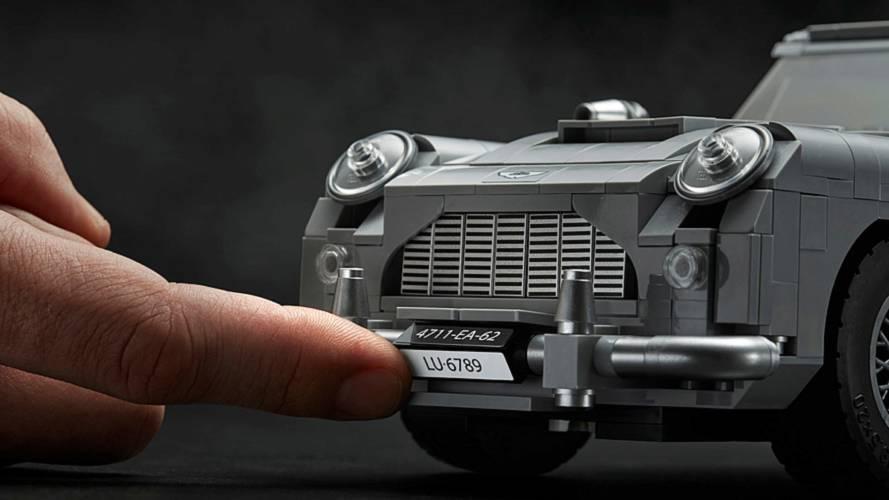 Lego Aston Martin DB5 James Bond