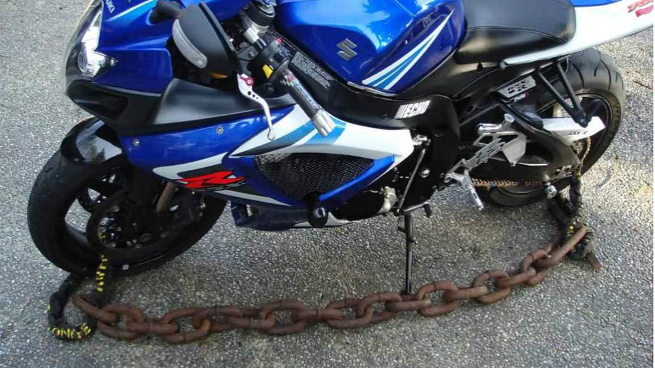5 Ways to Protect Against Motorcycle Theft While Traveling