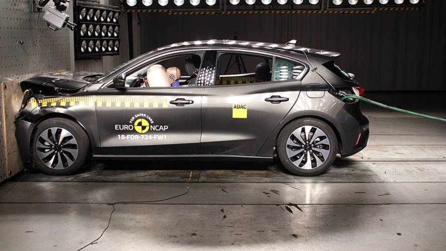 Euro NCAP: carros dos testes de impacto podem ter sido manipulados